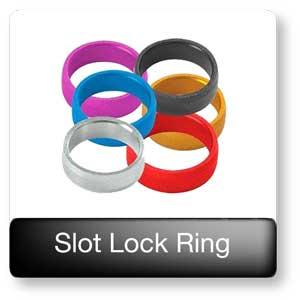 Slot lock flight ring