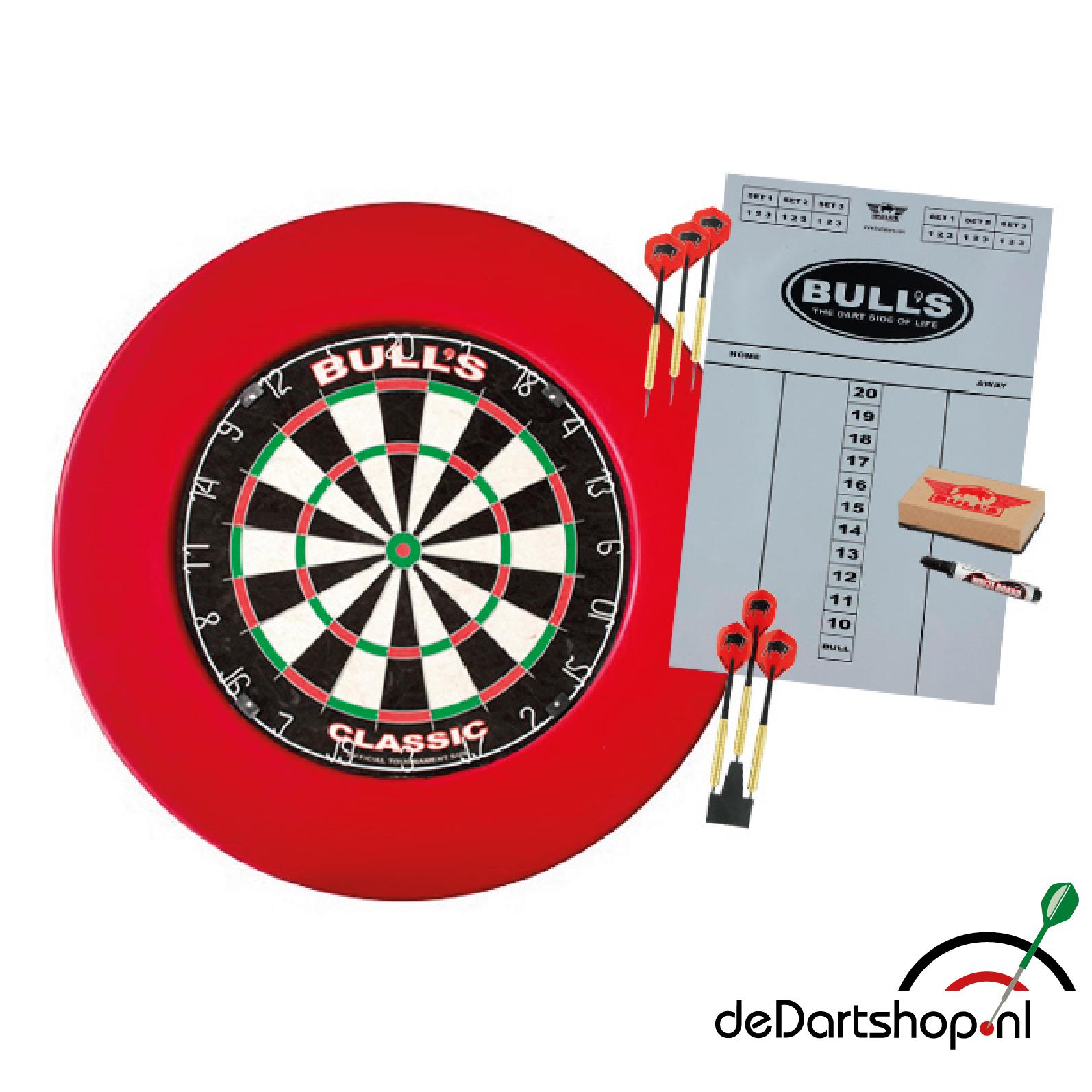 Starterset darten   dedartshop.nl