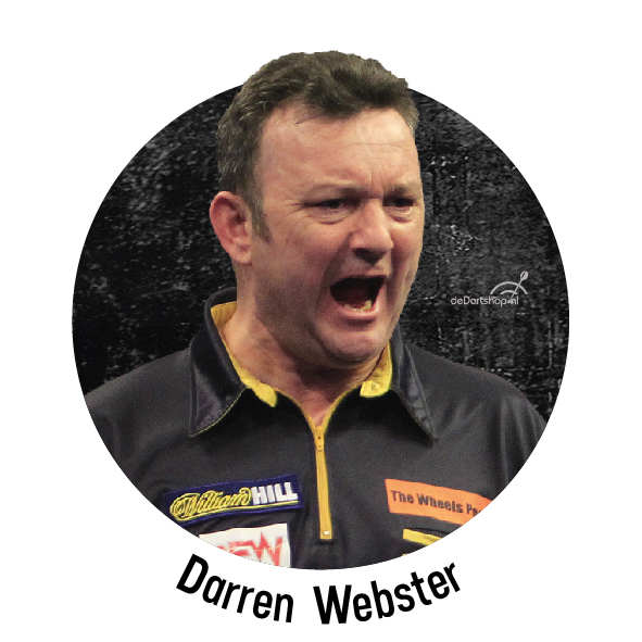 Darren Webster