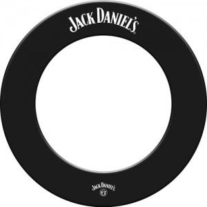 Jack Daniels dartbord surround