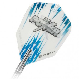 Flight Target Phil Taylor Vision White