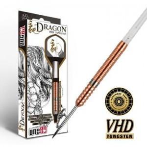 ONE80 VHD tungsten - Fire Dragon 20, 22, 24 of 26 gram