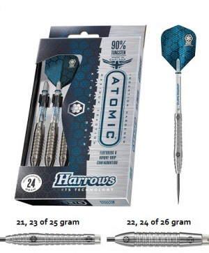 Harrows Atomic 90% tungsten