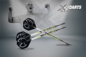 Michael van Gerwen Mighty Generation 90% Tungsten
