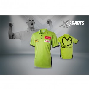 Michael van gerwen shirt dartpolo