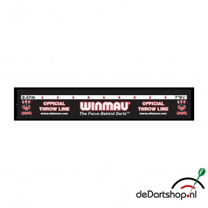 Winmau Oche Sticker