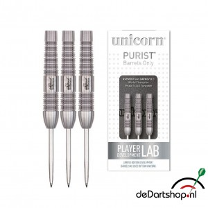 Van Barneveld barney phase 5 natural dartpijlen unicorn
