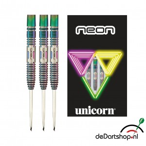 neon 2 unicorn dartpijlen