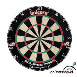 Unicorn Eclipse Pro 2 dartbord