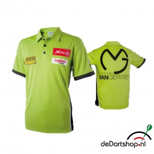 van gerwen dart shirt polo cool breath wincool