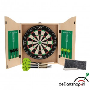 Michael van Gerwen home darts centre