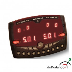digitale scorebord darts dartsmate