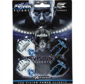 Phil Taylor Power Vision Flight pack(5 sets)