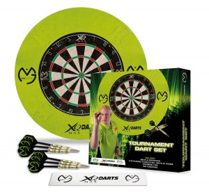 Michael van Gerwen Tournament set startersset darten