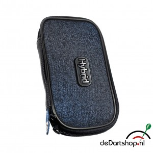 Target Hybrid Blue or Graphite Wallet Darts Case
