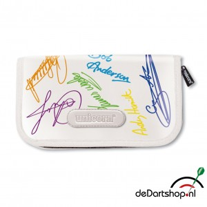 Unicorn Autograph Darts Wallet Case