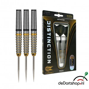 Distinction 90% Tungsten ORION Pixel Target dartpijlen
