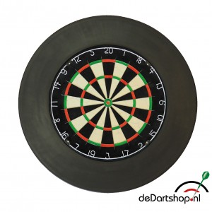 A-merk Blade dartbord plus surround ring zwart