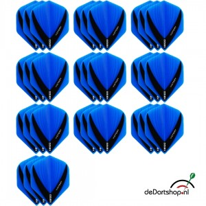 10 - Sets XS100 Vista 100 micron flights - Aqua
