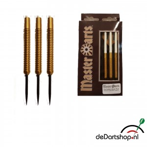 Golden Ghost 90% Tungsten Titanium Masterdarts dartpijlen