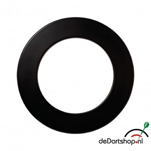 dartbord surround ring zwart
