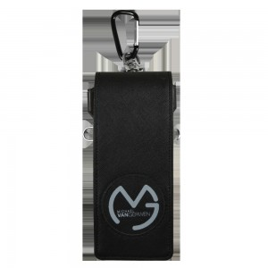 Michael van Gerwen dartswallet black - dart case