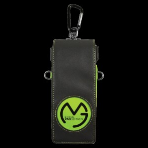 Michael van Gerwen dartswallet green - dart case