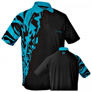 Harrows - Rapide - Aqua - darts shirt