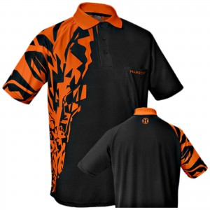 Harrows - Rapide - Oranje - darts shirt