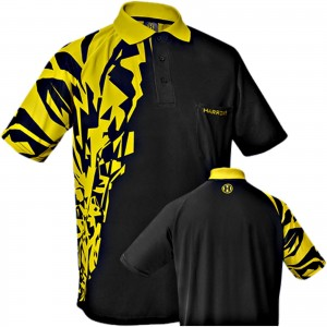 Harrows - Rapide - Geel - darts shirt