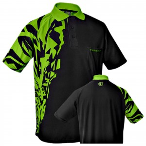 Harrows - Rapide - Groen - darts shirt