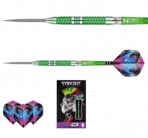 Peter Wright Mamba 2 90% Dartpijlen 22-24 Gram