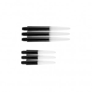 two tone deflects darts shafts