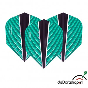 Quantum X Jade - Standaard shape - Harrows - darts flights