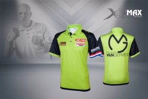 michael van gerwen 2018 darts shirt