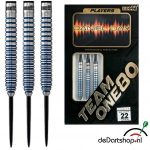 Daniel Day - 90% Tungsten - 22 gram - One80 dartpijlen