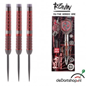 Ronin Yu 1 - 95% Front-Weight - 23-25 gram - Shot! dartpijlen