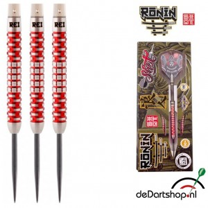 Ronin Rei - 90% Centre-Weight - 22-24 gram - Shot! dartpijlen
