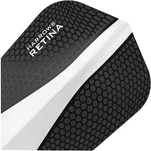 Flight Harrows Retina Clear 5501 - darts flights