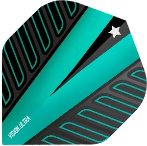 Flight Voltage Vision Ultra Original Green - Target darts flights