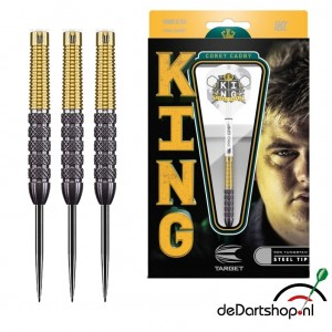 corey cadby king dartpijlen darts