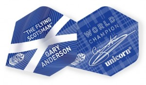 Gary Anderson - 2019 - Big wing - Unicorn flight