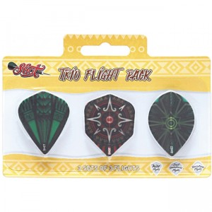 Shot! Trio Flight Pack