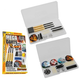 Harrows mega darts giftset