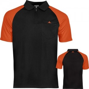 MISSION EXOS COOL SL BLACK & ORANGE