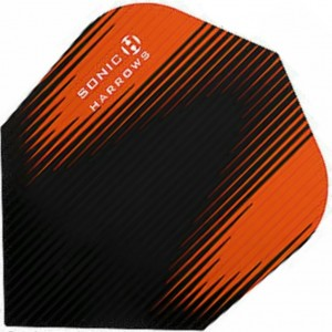 Flight Harrows Sonic X Oranje - darts flights