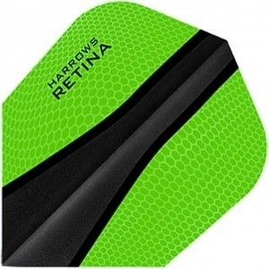 Flight Harrows Retina X Green