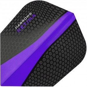 Flight Harrows Retina Purple
