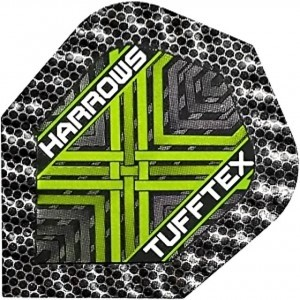 Harrows Tufftex Green Flight