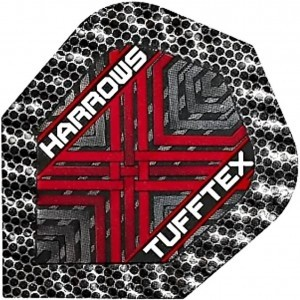 Harrows Tufftex Red Flight